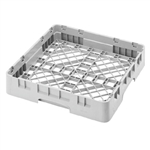 Cambro Rack Full Base Gray 20 in. x 20 in. x 4 in.