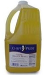 Shortening and Oils Canola Clear Fry Oil Plastic Jug - 35 Lb.