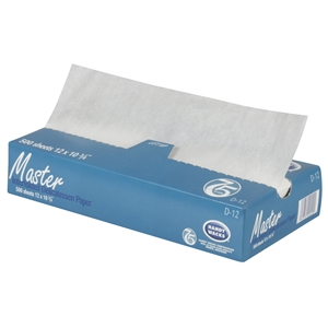 Handy Wacks Interfolded Deli Premium Grade Tissue - 12 in. x 10.75 in.