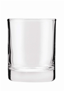 Anchor Hocking Votive Jigger Juice Glass 3 oz.