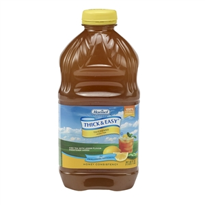 Hormel Thick and Easy Drink Iced Tea Honey Consistency - 48 Oz.