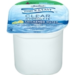 Hormel Thick and Easy Drink Hydrolyte Nectar Consistency Portion Control Cups - 4 Oz.