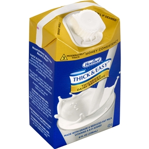 Hormel Thick and Easy Dairy Thickened Honey Consistancy - 8 Oz.