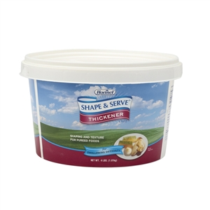 Hormel Puree Shape and Serve Food Thickener - 4 Lb.