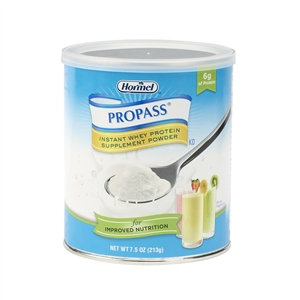 Hormel Hhl Propass Protein Supplement - 7.5 Oz.