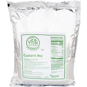 Hormel Custard Instant Mix - 32 Oz.