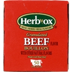 Hormel Broth Herb Ox Instant Beef Single Serve