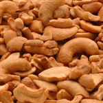 Bakers Select Pieces Oil Roasted Unsalted Cashew - 5 Pound