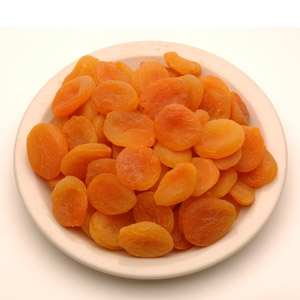 Azar Apricots 5 Pound Dried Fruit