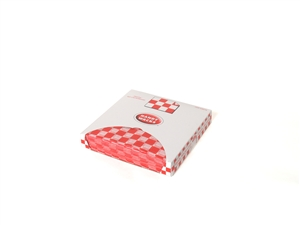 Handy Wacks Checkerboard Tissue Red - 12 in. x 12 in.