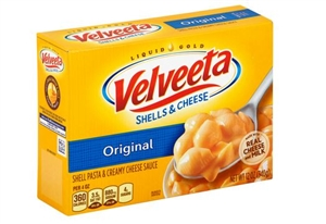 Kraft Nabisco Velveeta Shells and Cheese Entree - 12 Oz.