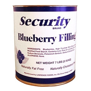 Filling Security Blueberry