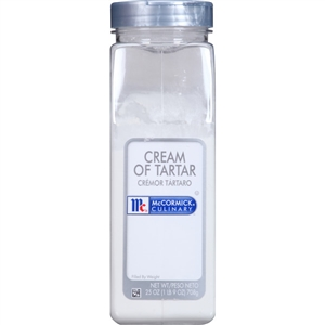 McCormick Spice 25 oz. Cream of Tartar