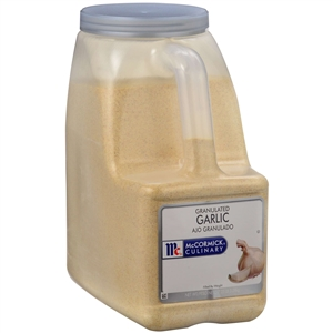McCormick Spice 7.25 Pound Granulated Garlic