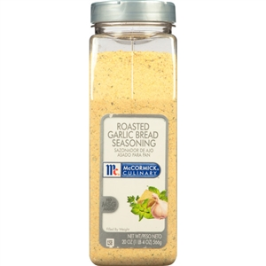 McCormick California Style Roasted 20 oz. Garlic Bread Seasoning