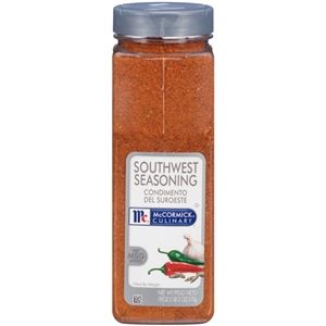 McCormick No Msg 18 oz. Southwest Seasoning