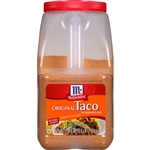 McCormick Taco Seasoning 6 Pound