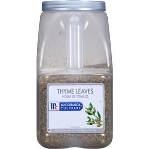 McCormick Spice Thyme Leaves 27.5 oz.