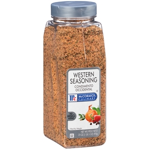 McCormick No Msg 21 oz. Western Seasoning