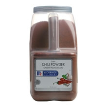 McCormick Spice Dark Chili Powder 5.5 Pound