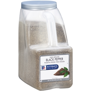 McCormick Spice Pure Ground 5 Pound Black Pepper