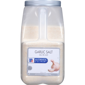 McCormick Spice No Msg 12 Pound Garlic Salt