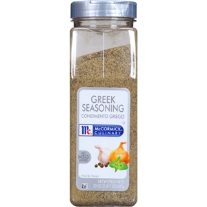 Spice Greek Seasoning - 23 Oz.