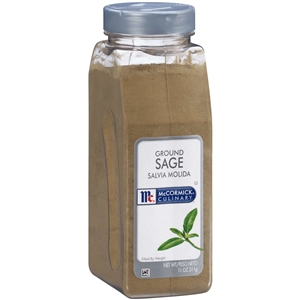McCormick Herb Ground Sage 11 oz.