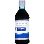 McCormick Blue 1 Pint Food Color