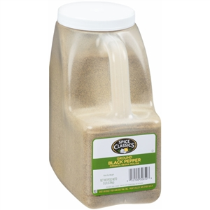 McCormick Spice Classic 5 Pound Ground Black Pepper