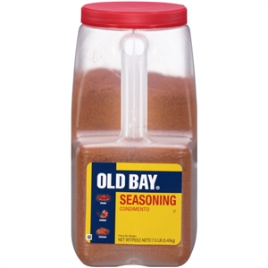McCormick Old Bay No Msg 7.5 Pound Seasoning Bottle