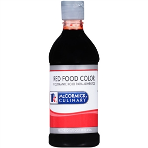 McCormick Red 1 Pint Food Color