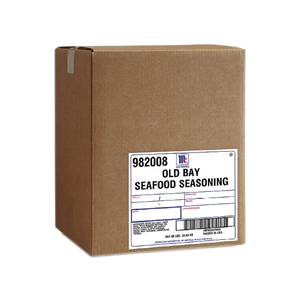 McCormick Old Bay No Msg 50 Pound Seasoning
