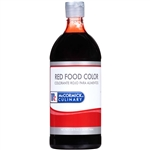 McCormick Red 1 Quart Food Color