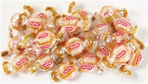 Candy Butterscotch Disks - 7 Lb.