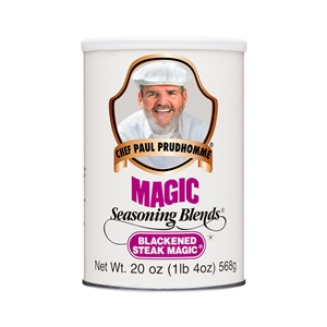 Magic Seasoning Blends Blackened Steak Magic 20 oz.