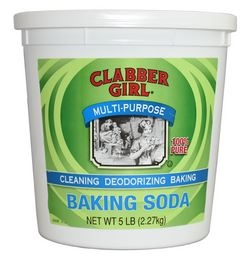 Clabber Girl Baking Soda - 5 Lb.