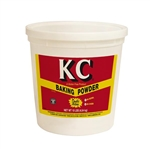 Kc Baking Powder Gluten Free - 10 Lb.