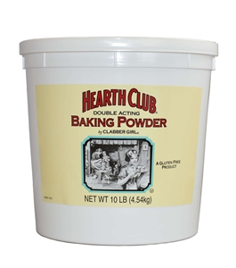 Clabber Girl Baking Hearth Club Powder - 10 Lb.