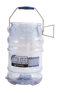 Original and Shorty Safe Ice Tub - 6 Gal.