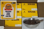 General Mills Gold Medal Chocolate Fudge Creme Icing Mixes - 5 Lb.