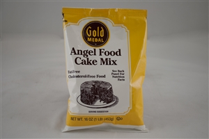 General Mills Gold Medal Angel Food Cake Speciality Desserts - 16 Oz.