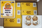 General Mills Gold Medal Blueberry Muffin Mix - 4.87 Lb.