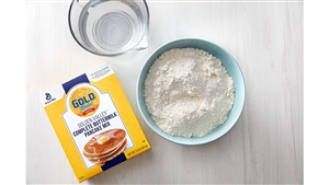 General Mills Gold Medal Golden Valley Buttermilk Pancake Mix - 5 Lb.