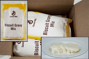 General Mills Value Biscuit Gravy Mix - 1.5 Lb.