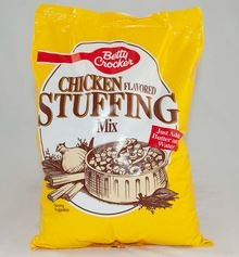 General Mills Betty Crocker Chicken Flavor Stuffing - 3.56 Lb.