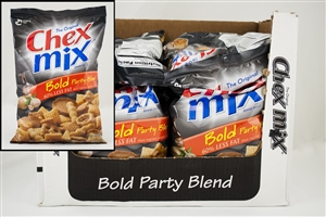 General Mills Chex Mix Bulk Bold Party Blend - 32.5 Oz.