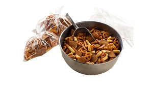General Mills Gardettos Original Recipe Snack Mix - 10 Lb.