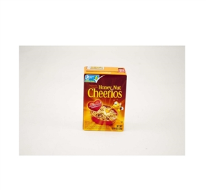 General Mills Honey Nut Cheerios Cereal Single Pack - 0.81 Oz.