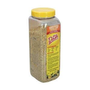 Precision Foods Mrs Dash Lemon Pepper Salt Free Blend Seasoning 21 Oz.